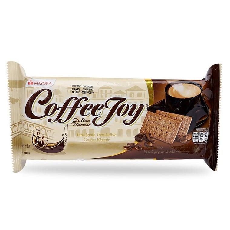 Bánh Quy Với Cà Phê Hảo Hạng Coffee Joy 142g - 01451412,261_1016667311,16300,aeoneshop.com,Banh-Quy-Voi-Ca-Phe-Hao-Hang-Coffee-Joy-142g-261_1016667311,Bánh Quy Với Cà Phê Hảo Hạng Coffee Joy 142g