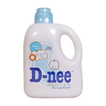 Dung Dịch Giặt Quần Áo Em Bé D-Nee 960ml (Xanh)
