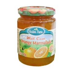 Mứt Cam Golden Farm Orange Jam 210g