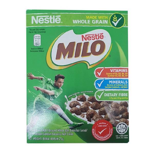 Bánh Ăn Sáng Milo 25g