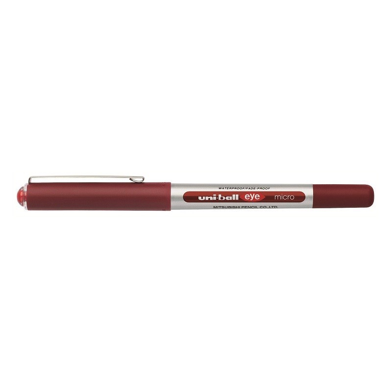 Bút Long Kim Eye Micro (0,5) UB-150 Red