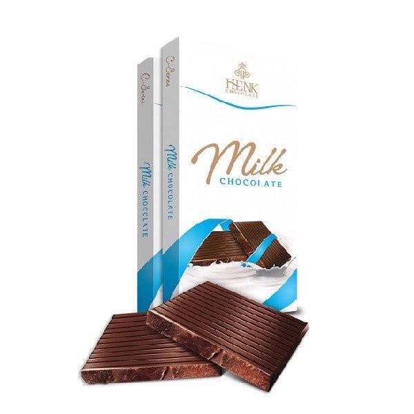 Kẹo Socola Sữa Henk Thanh 100g