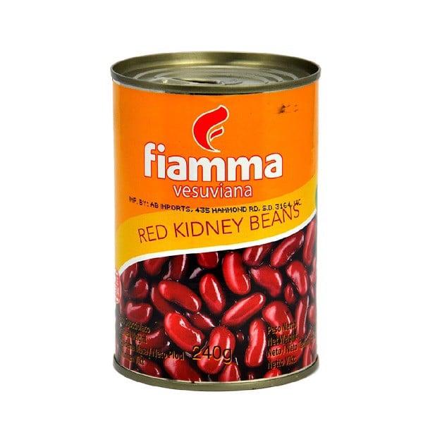 Đậu Đỏ Đóng Hộp Fiamma 400g