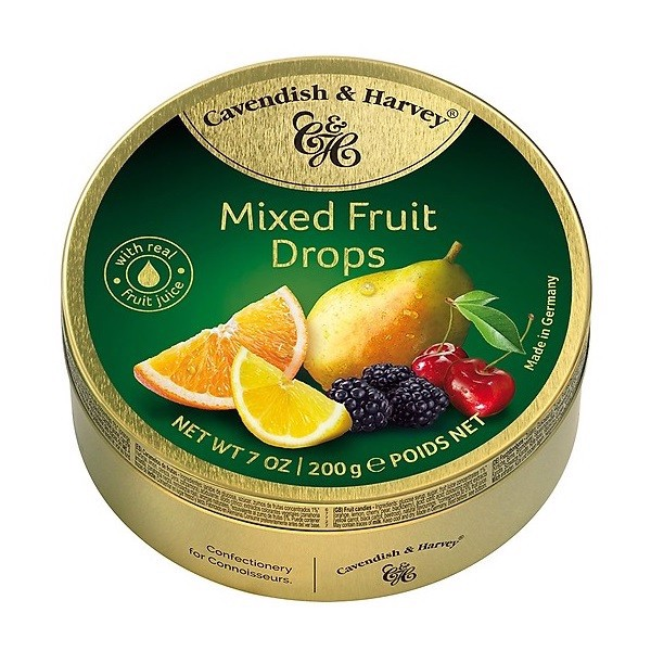 Kẹo Cavendish & Harvey Mixed Fruit 200g