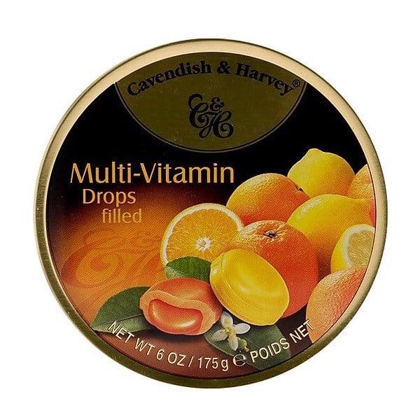 Kẹo Cavendish & Harvey Multi Vitamin 175g