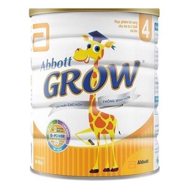 Sữa Bột Abbott Grow 4 G-Power 900g