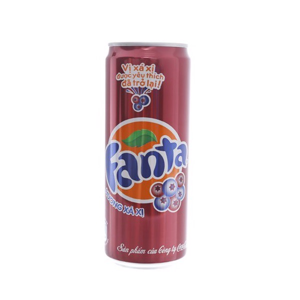 Fanta Sarsi Sleek 330ml