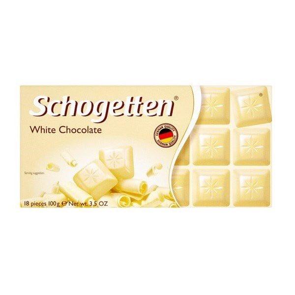 Kẹo Socola Schogetten White 100g