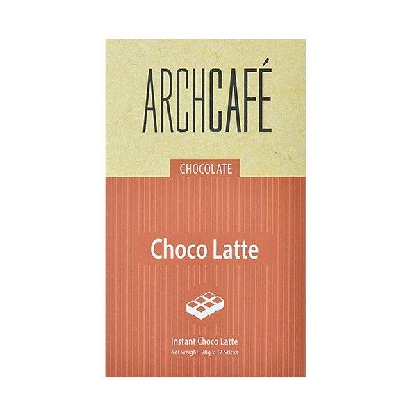 Bột Chocolate Archcafe 20g x 12