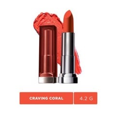 Son Lì Maybelline Creamy Mattes 685 Craving Coral 4.2g