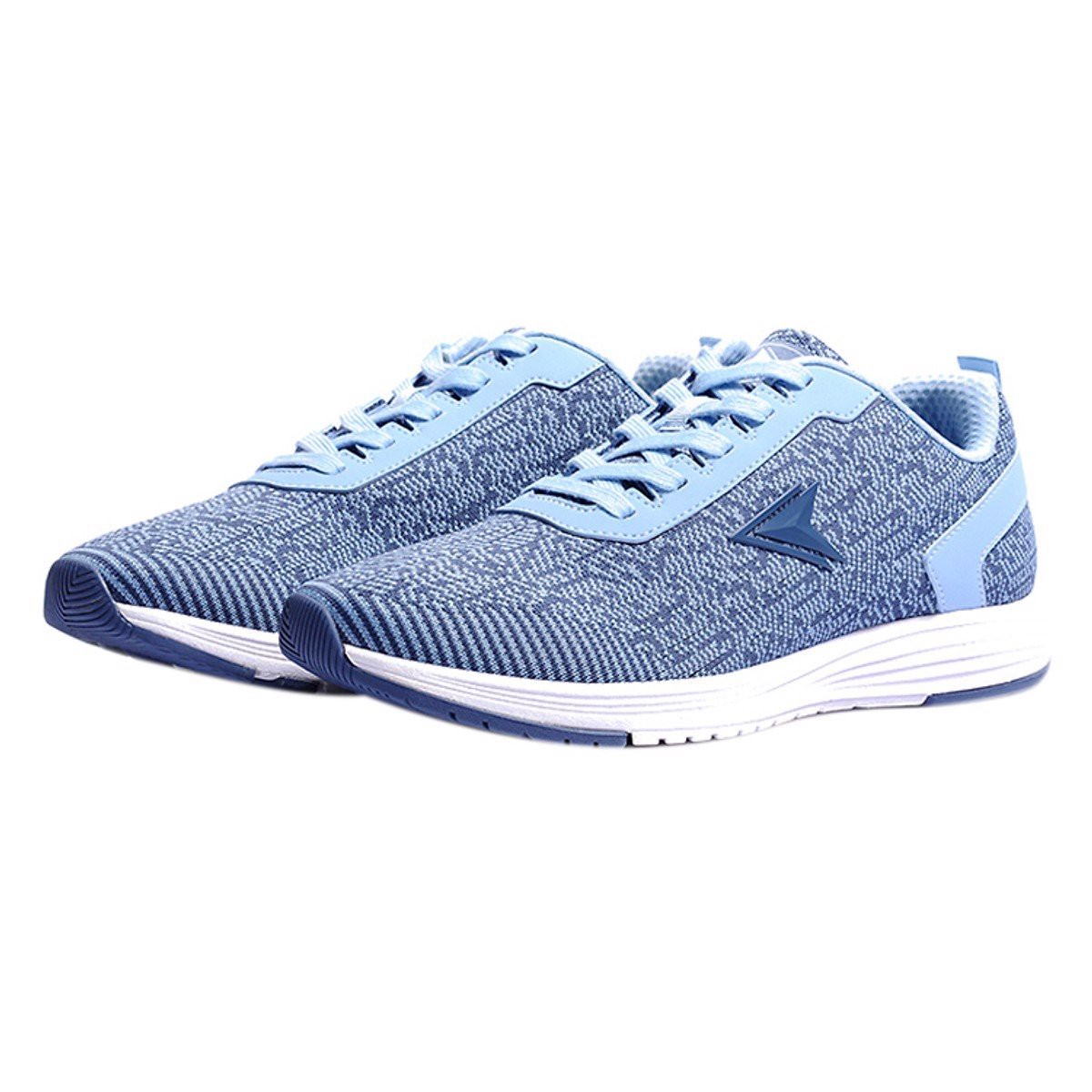 Giày Thể Thao Nam Biti's Hunter Collection Trial Collaboration - Tribal Baby Blue DSM068833XDG Size 40