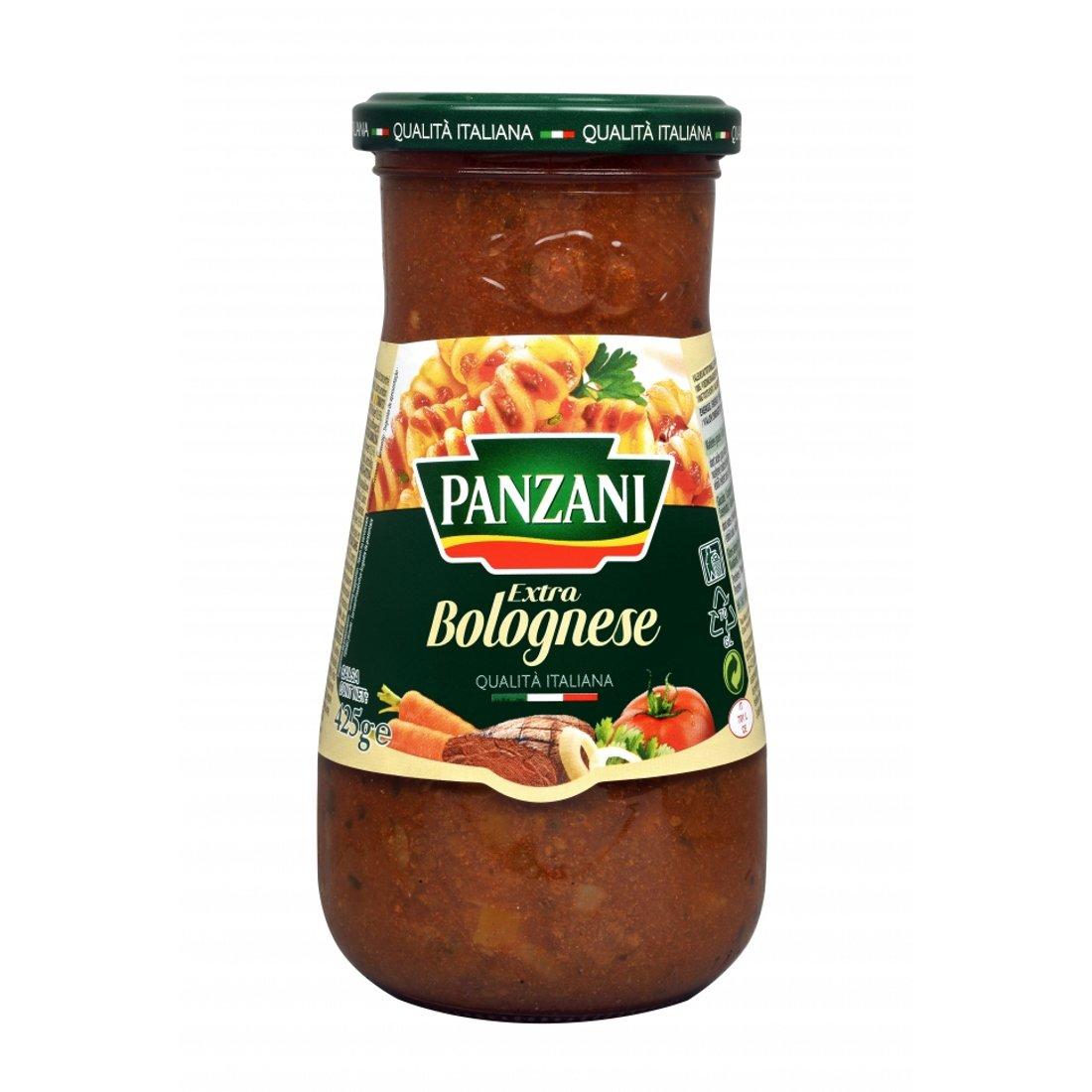 Sốt Mì Ý Panzani Extra Bolognaise (425g)