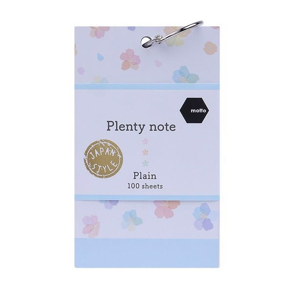 Giấy Note Motto Plenty CYPN75-PL