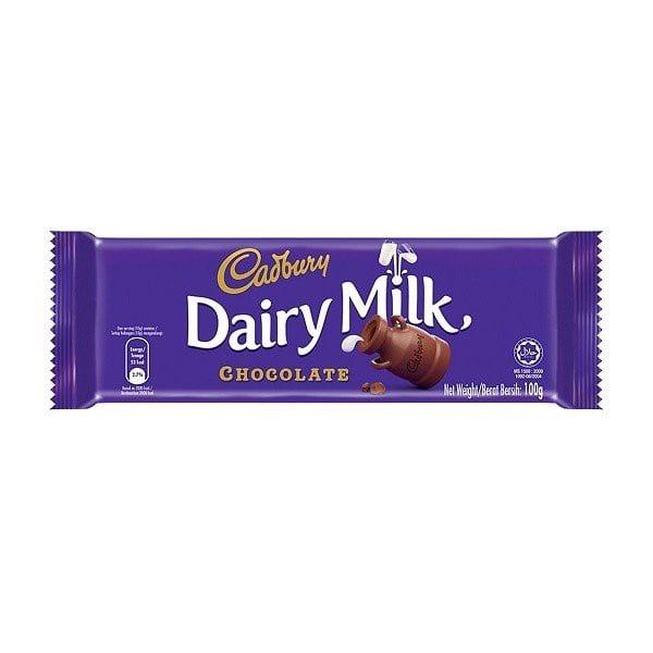 Sôcôla Sữa Cadbury Dairy Milk Plain 100g