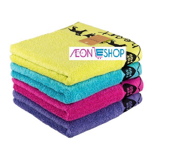 Khăn Tắm SH ZTW Pet Songwol Cotton 50x100 160gr