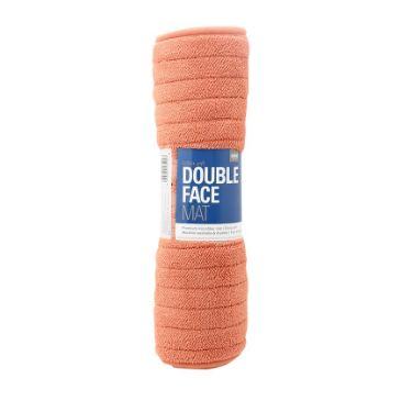 Thảm chùi chân 2 mặt Lock & Lock MAT411 43x61 cm (màu cam)