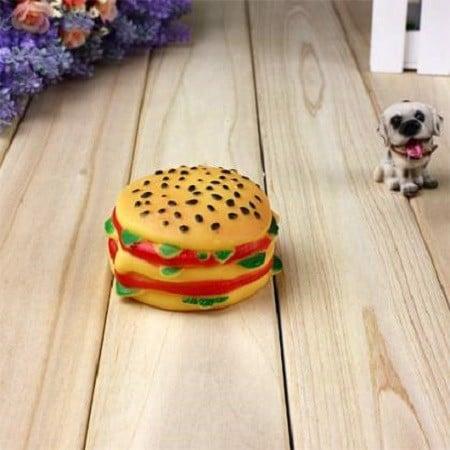 Bánh Hamburger Mon Ami Toy Vinyl 302009