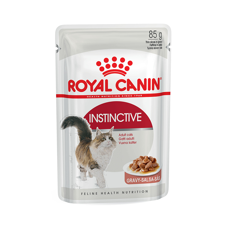 Pate Mèo Instinctive Royal Canin RC185410  85G