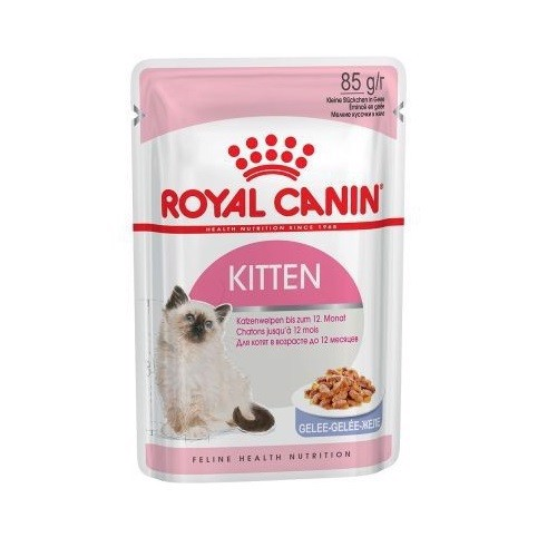 Pate Mèo Kitten Ins Jelly Royal Canin RC237540 85g