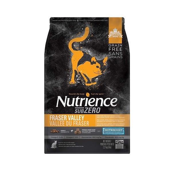Thức Ăn Mèo Nutrience Subzero 2.27kg