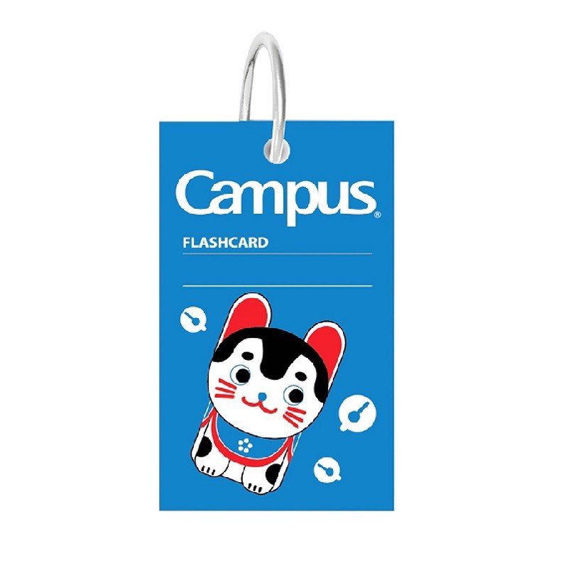 Flashcard Japan Touch Campus FCM-JPT85