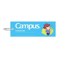 Flashcard Emoji Boy Campus FCL-EMJ85-B