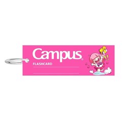 Flashcard Emoji Girl Campus FCL-EMJ85-G