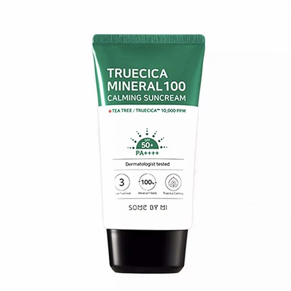 Kem Chống Nắng Some By Mi Trucica Mineral 100 Calming Suncream SPF50+ PA++++ 50ml