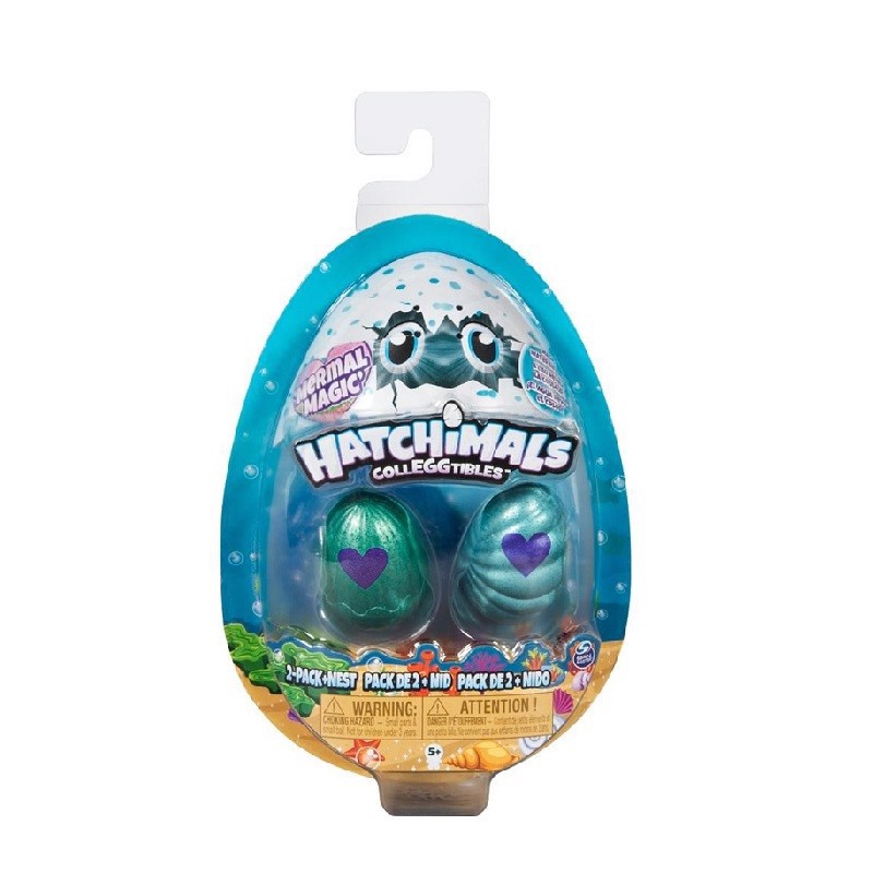 Vỉ 2 Trứng Mini S5 Hatchimals 6045527