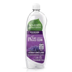 Nước Rửa Chén Seventh Generation Lavender & Mint Chai 750ml