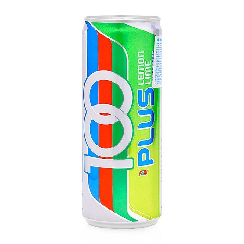 Nước Ngọt 100plus Lemon Lime Lon 325ml