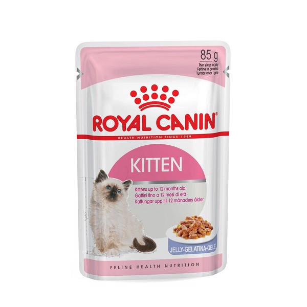 Pate Mèo Kitten Ins Loaf 85gx12 RC236510