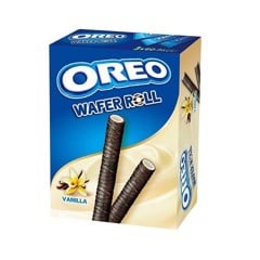 Bánh Oreo Vanilla Wafer Roll 54g