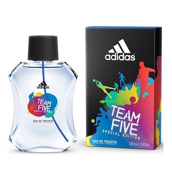 Nước Hoa Nam Adidas Team Five 100ml