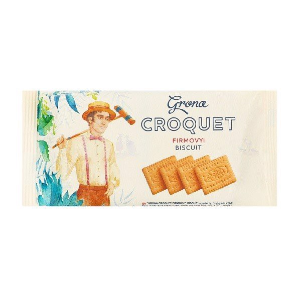 Bánh Quy Grona Croquet Firmovyi Biscuits C68 72g