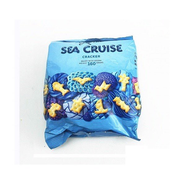 Bánh Quy Cracker  Sea Cruise With Cheese C18 160g