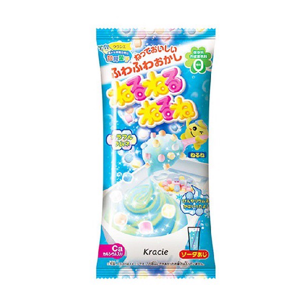 Kẹo Giáo Dục Vị Soda Kracie 25.5g