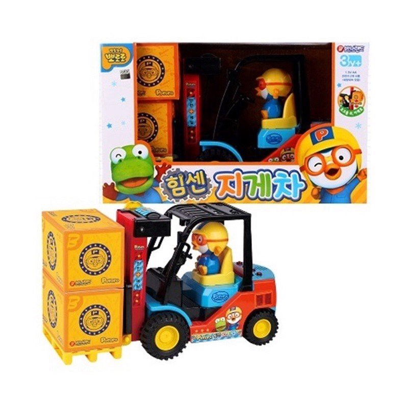 Pororo Friction Truck PRM216355