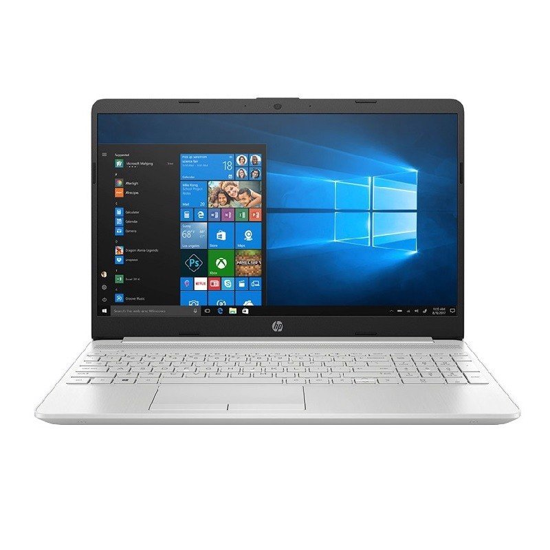 Laptop HP 15S-FQ1021TU I5-1035G1 8G/512SSD 15,6 Full HD Silver