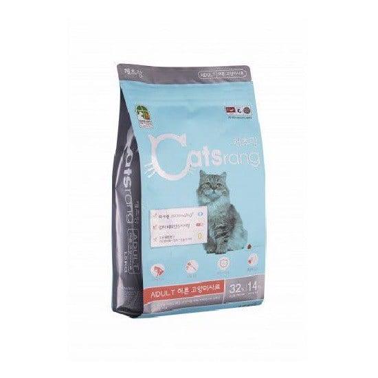 Thức Ăn Hạt Cho Mèo Trưởng Thành Catsrang 1.5kg
