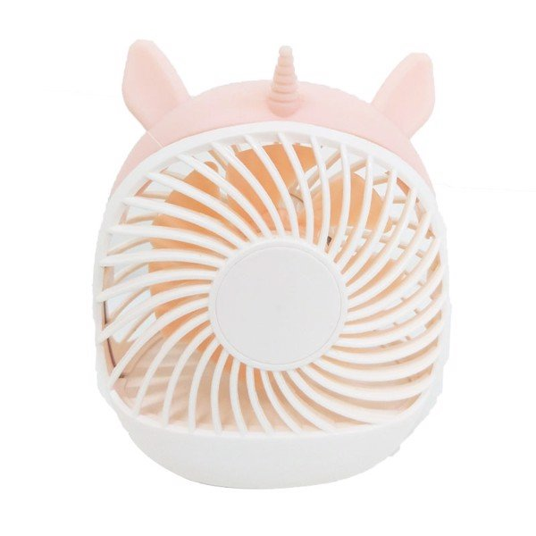 Quạt Sạc Mini Cartoon Fan CD042-1