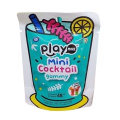 Kẹo Dẻo Playmore Ly Cocktail Mini 48g
