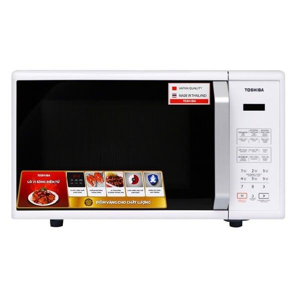 Lò Vi Sóng Điện Tử Toshiba 23l ER-SS23(W1) VN