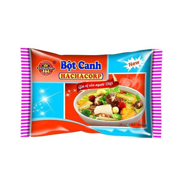Bột Canh I-Ốt Hachacorp 190g