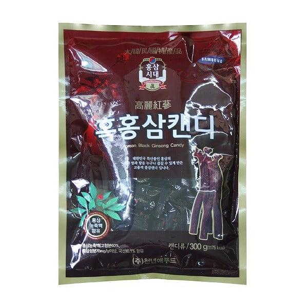 Kẹo Sâm Đen Korean Black Ginseng 300g