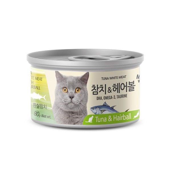Pate Cá Ngừ Trắng Cho Mèo Meowow 80g