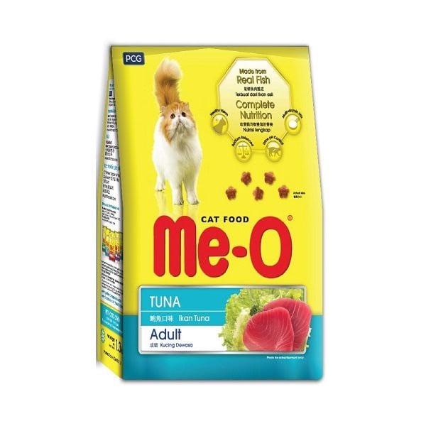 Thức Ăn Mèo Trưởng Thành Vị Cá Ngừ Me-O 3kg