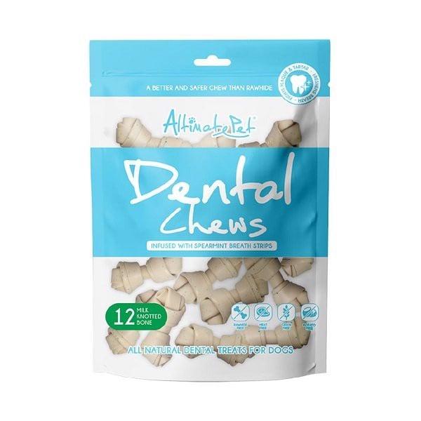 Gặm Sạch Thơm Miệng - Khúc Xương Vị Sữa Altimate Pet 150g
