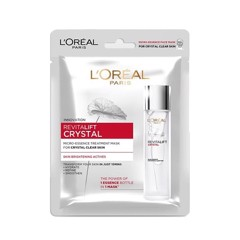 Mặt Nạ L'Oréal Revitalift Crystal Micro-Essence Treatment Mask 25g