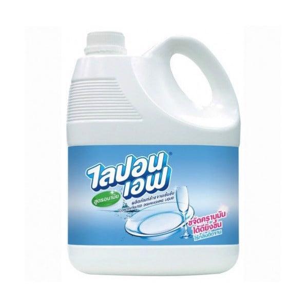 Nước Rửa Chén Lipon Không Mùi Chai 3.6kg
